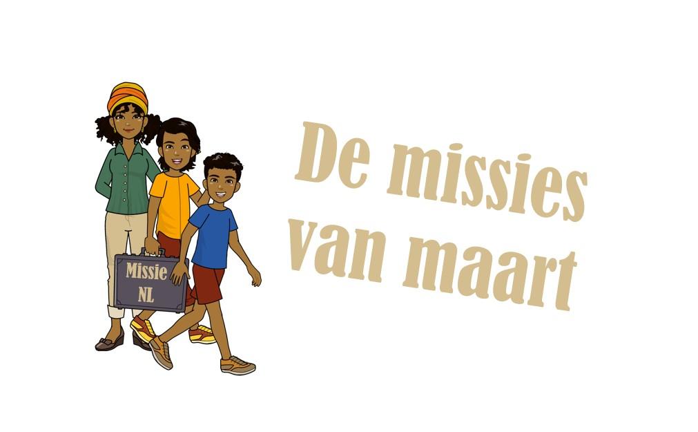 De missies van maart